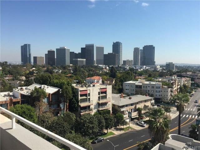 1333 S Beverly Glen Boulevard #804, Westwood - Century City, CA 90024 (#SR17236735) :: The Fineman Suarez Team