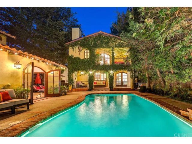 4057 Farmdale Avenue, Studio City, CA 91604 (#SR17228393) :: DSCVR Properties - Keller Williams
