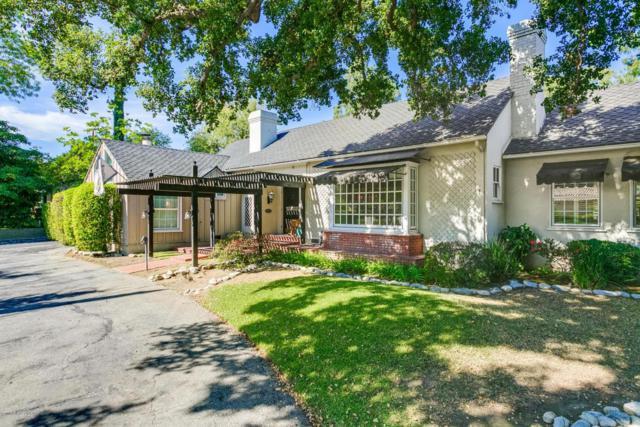 543 E Orange Grove Avenue, Sierra Madre, CA 91024 (#817002389) :: DSCVR Properties - Keller Williams