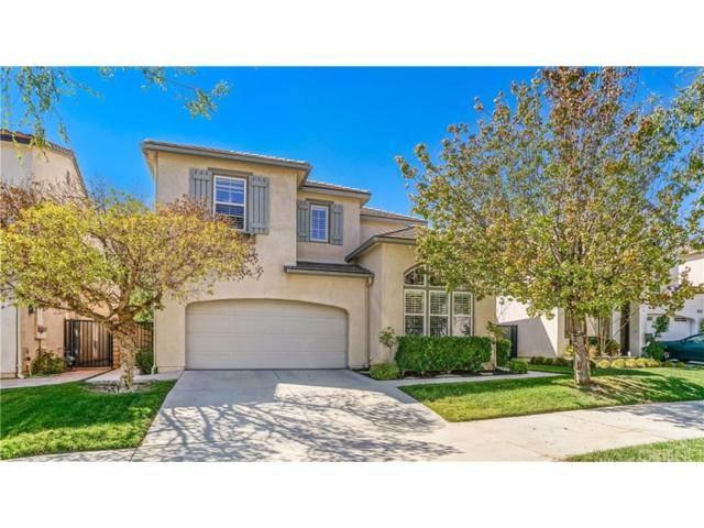 24324 El Molina Avenue, Valencia, CA 91355 (#SR17238847) :: Paris and Connor MacIvor