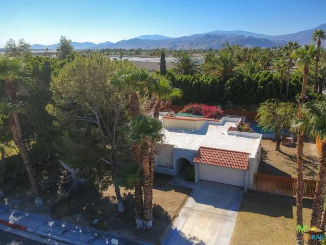 1485 E Via Escuela, Palm Springs, CA 92262 (#17281444PS) :: The Fineman Suarez Team