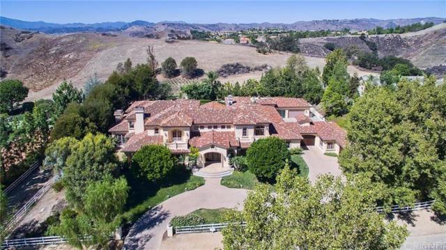 25175 Jim Bridger Road, Hidden Hills, CA 91302 (#SR17239770) :: The Fineman Suarez Team