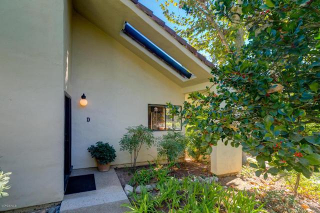 1103 Creekside Way D, Ojai, CA 93023 (#217012724) :: RE/MAX Gold Coast Realtors