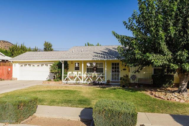 1206 Sunset Place, Ojai, CA 93023 (#217012767) :: RE/MAX Gold Coast Realtors