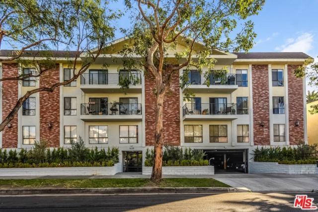 610 N Orlando Avenue #106, West Hollywood, CA 90048 (#17282700) :: RE/MAX Gold Coast Realtors