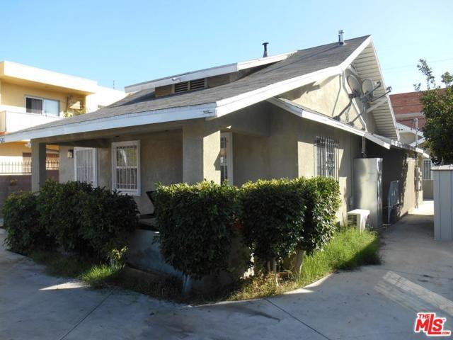 622 N Manhattan Place, Los Angeles (City), CA 90004 (#17282668) :: RE/MAX Gold Coast Realtors
