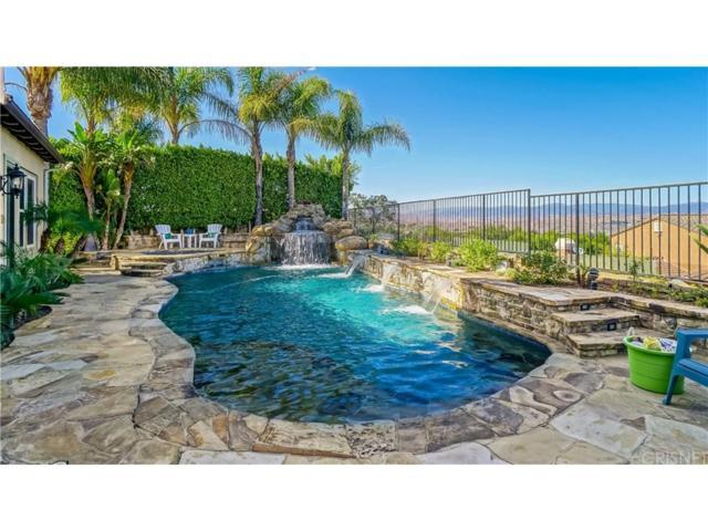 26644 Oak Terrace Place, Valencia, CA 91381 (#SR17239399) :: Paris and Connor MacIvor