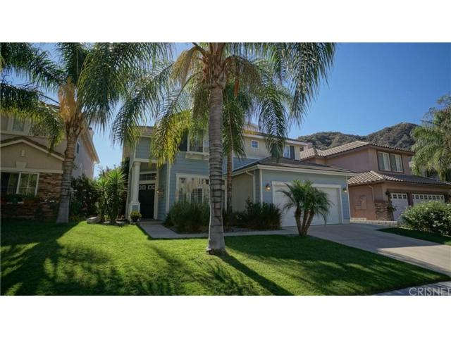25934 Coleridge Place, Stevenson Ranch, CA 91381 (#SR17244433) :: Paris and Connor MacIvor