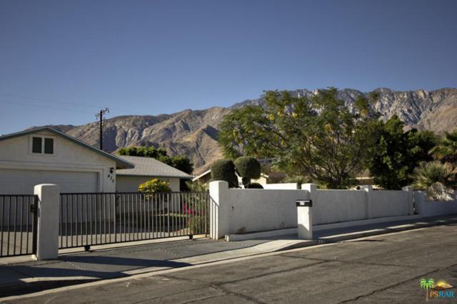 475 W Avenida Cerca, Palm Springs, CA 92262 (#17284876PS) :: The Fineman Suarez Team