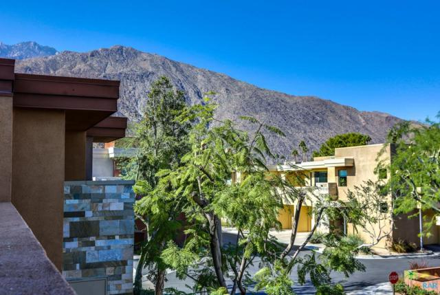 930 E Palm Canyon Drive #206, Palm Springs, CA 92264 (#17285786PS) :: Golden Palm Properties