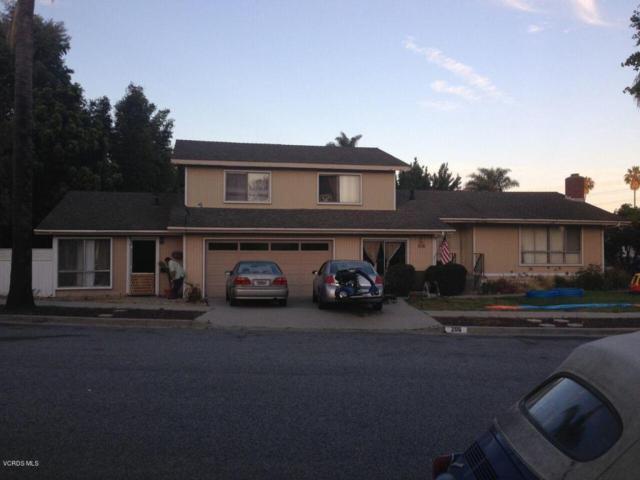206 Bethel Avenue, Ventura, CA 93003 (#217013257) :: TruLine Realty