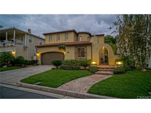 24607 Garland Drive, Valencia, CA 91355 (#SR17247772) :: Paris and Connor MacIvor
