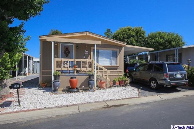 27361 Sierra Hwy #104, Canyon Country, CA 91351 (#317007149) :: Paris and Connor MacIvor