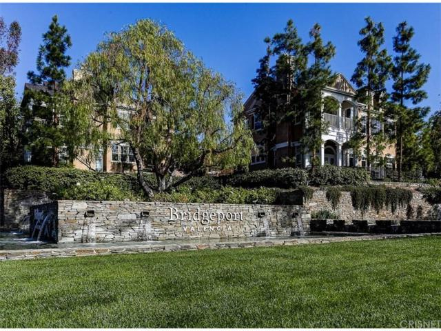 27003 Edgewater Lane #3, Valencia, CA 91355 (#SR17259201) :: The Real Estate Offices of Talbot and Watson