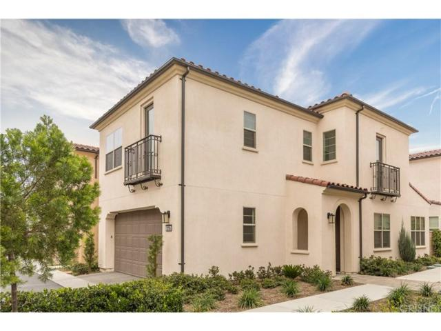 21754 Bene Drive, Saugus, CA 91350 (#SR17259344) :: The Real Estate Offices of Talbot and Watson