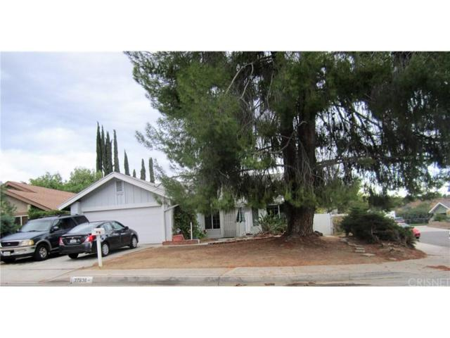 27636 Sequoia Glen Drive, Valencia, CA 91354 (#SR17259506) :: The Real Estate Offices of Talbot and Watson