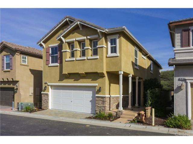 28208 Clementine Drive, Saugus, CA 91350 (#SR17259936) :: The Real Estate Offices of Talbot and Watson
