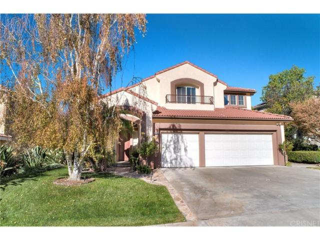 23335 Summerglen Place, Valencia, CA 91354 (#SR17260014) :: The Real Estate Offices of Talbot and Watson