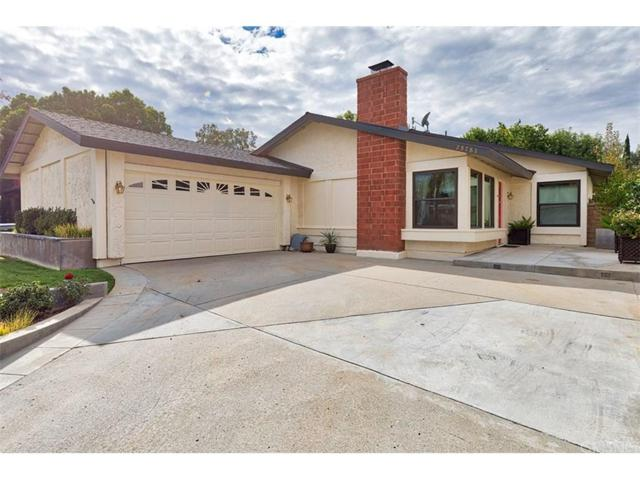 25781 Parada Drive, Valencia, CA 91355 (#SR17259342) :: The Real Estate Offices of Talbot and Watson