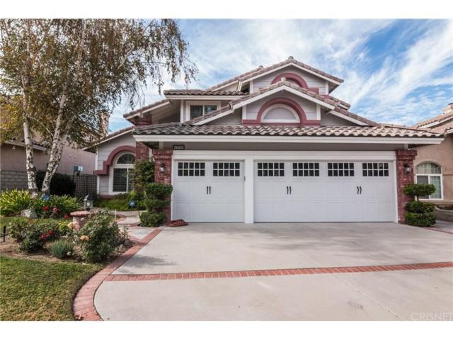 29305 Hidden Oak Place, Canyon Country, CA 91387 (#SR17260245) :: Paris and Connor MacIvor