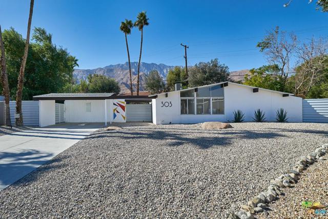 303 E Laurel Circle, Palm Springs, CA 92262 (#17290840PS) :: Golden Palm Properties Inc.
