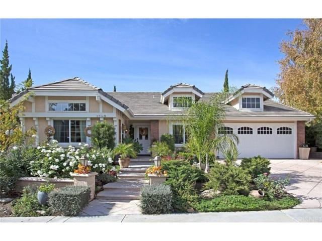 27149 Highlands Lane, Valencia, CA 91354 (#SR17262882) :: Paris and Connor MacIvor