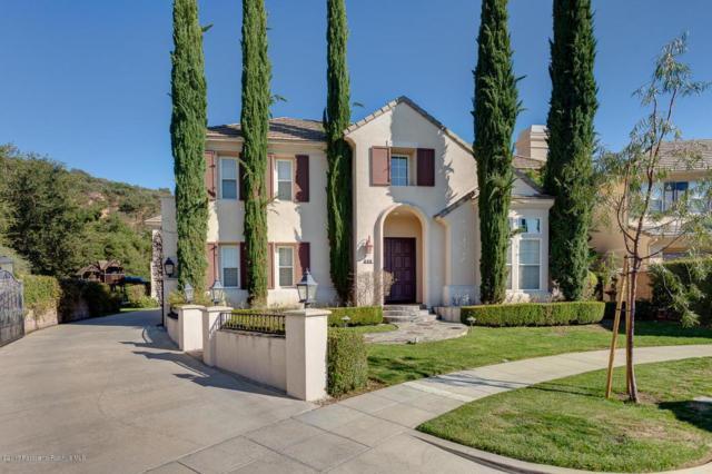 603 Church Canyon Place, Altadena, CA 91001 (#817002867) :: The Fineman Suarez Team