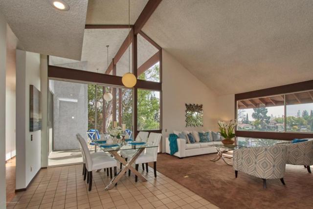713 Flores De Oro, South Pasadena, CA 91030 (#817002907) :: TruLine Realty