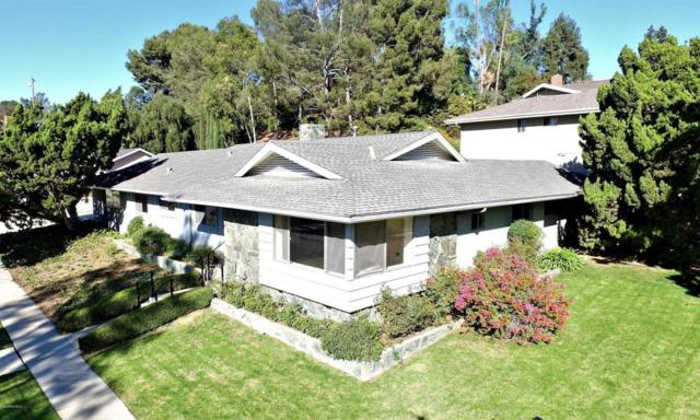 660 Camino Cerrado, South Pasadena, CA 91030 (#817002948) :: TruLine Realty