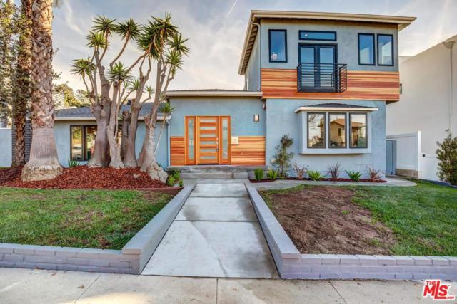 10708 Whitburn Street, Culver City, CA 90230 (#17292738) :: The Fineman Suarez Team