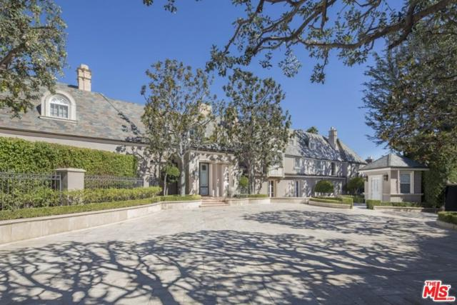808 N Rexford Drive, Beverly Hills, CA 90210 (#17293232) :: Paris and Connor MacIvor