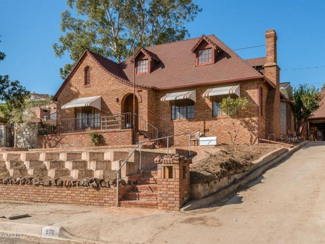 975 Loma Vista Place, Santa Paula, CA 93060 (#217014182) :: California Lifestyles Realty Group