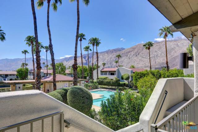1150 E Amado Road 20D2, Palm Springs, CA 92262 (#17293050PS) :: Paris and Connor MacIvor