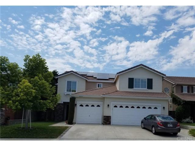 26053 Ohara Lane, Stevenson Ranch, CA 91381 (#SR17268117) :: The Real Estate Offices of Talbot and Watson