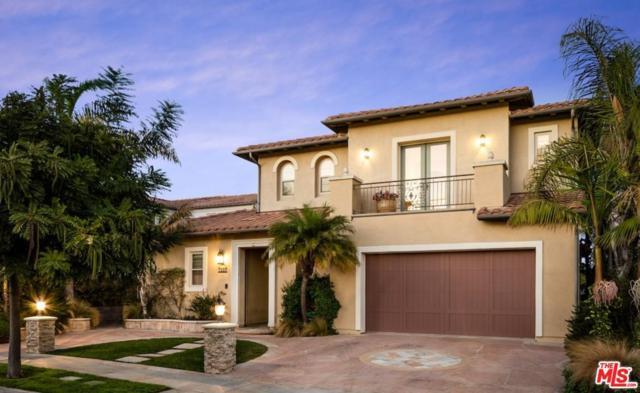 7537 Coastal View Drive, Los Angeles (City), CA 90045 (#17293420) :: The Fineman Suarez Team
