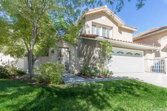 24691 Calle Largo, Calabasas, CA 91302 (#SR17268886) :: DSCVR Properties - Keller Williams