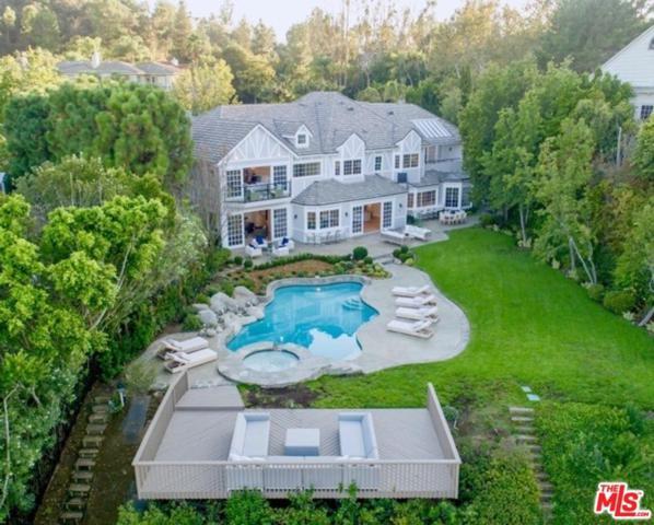 12080 Summit Circle, Beverly Hills, CA 90210 (#17294322) :: Paris and Connor MacIvor