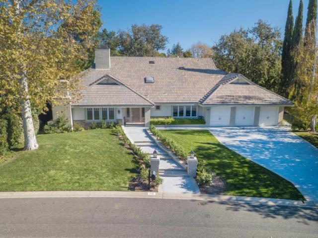 1752 Upper Ranch Road, Westlake Village, CA 91362 (#217014300) :: California Lifestyles Realty Group