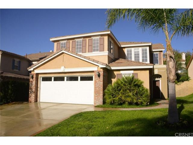 25701 Lewis Way, Stevenson Ranch, CA 91381 (#SR17250427) :: The Real Estate Offices of Talbot and Watson