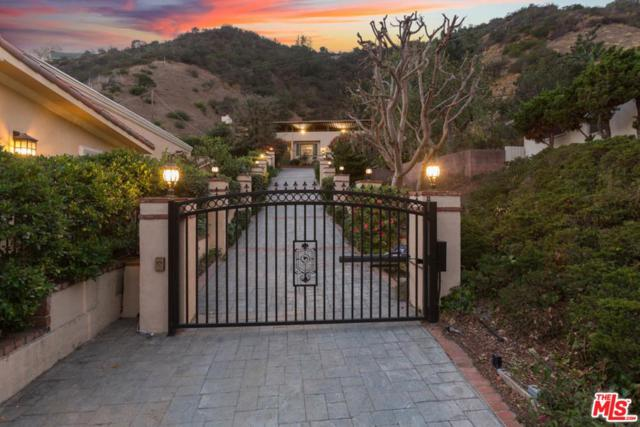1739 San Ysidro Drive, Beverly Hills, CA 90210 (#17294574) :: Paris and Connor MacIvor