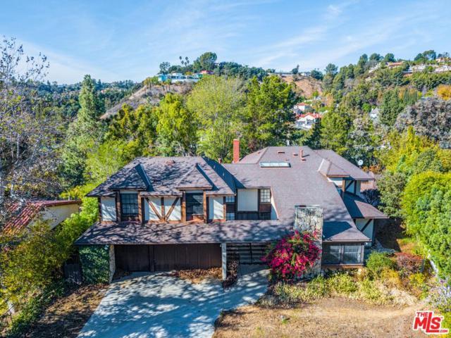 9607 Wendover Drive, Beverly Hills, CA 90210 (#17295170) :: The Fineman Suarez Team