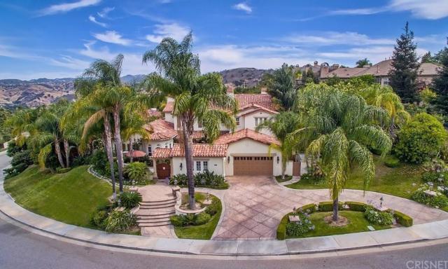 26748 Provence Drive, Calabasas, CA 91302 (#SR17272086) :: DSCVR Properties - Keller Williams