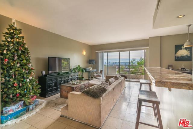1131 Alta Loma Road #207, West Hollywood, CA 90069 (#17295624) :: The Fineman Suarez Team