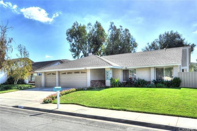 422 Raindance Street, Thousand Oaks, CA 91360 (#SR17273136) :: California Lifestyles Realty Group