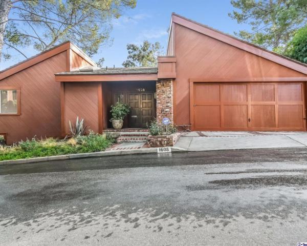 1608 Ina Drive, Glendale, CA 91206 (#317007535) :: TruLine Realty