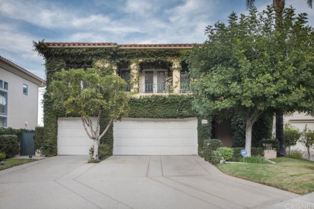 23311 Park Soldi, Calabasas, CA 91302 (#SR17271482) :: DSCVR Properties - Keller Williams