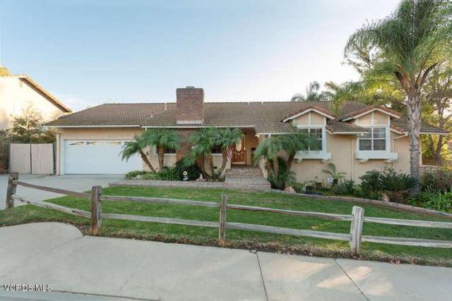 1090 Nonchalant Drive, Simi Valley, CA 93065 (#217014455) :: California Lifestyles Realty Group