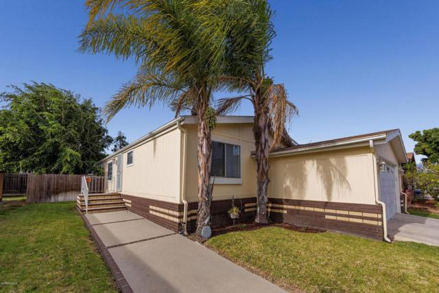 2451 Blueberry Drive #121, Oxnard, CA 93036 (#217014475) :: California Lifestyles Realty Group