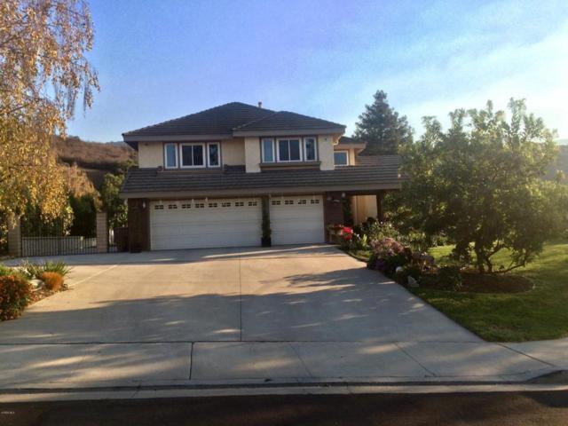 1109 Antelope Place, Newbury Park, CA 91320 (#217014479) :: California Lifestyles Realty Group