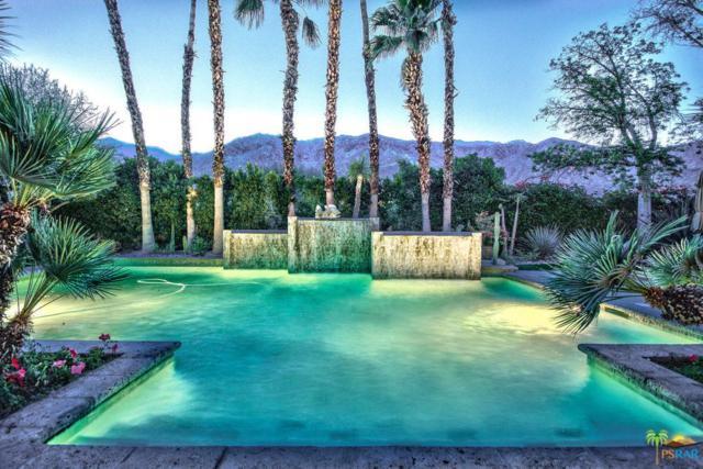 38215 Via Fortuna, Palm Springs, CA 92264 (#17295952PS) :: TruLine Realty